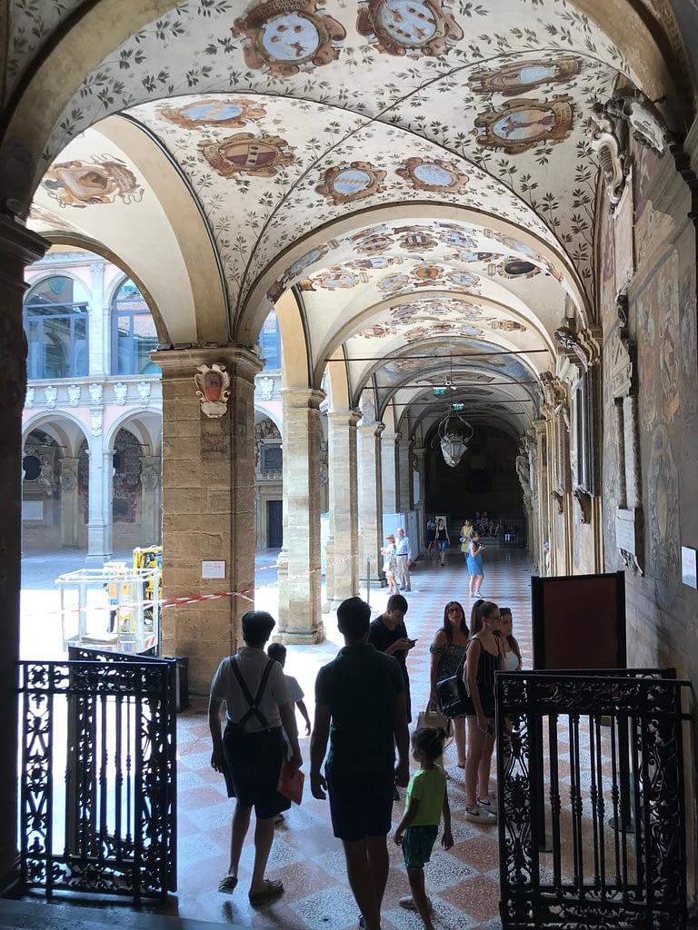 Archiginassio Bologna universiteit