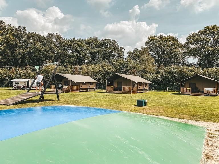 Dal van Mosbeek Vodatent Safaritent Nederland