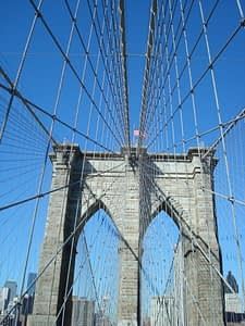 Brooklyn bridge bthetravelsurfer
