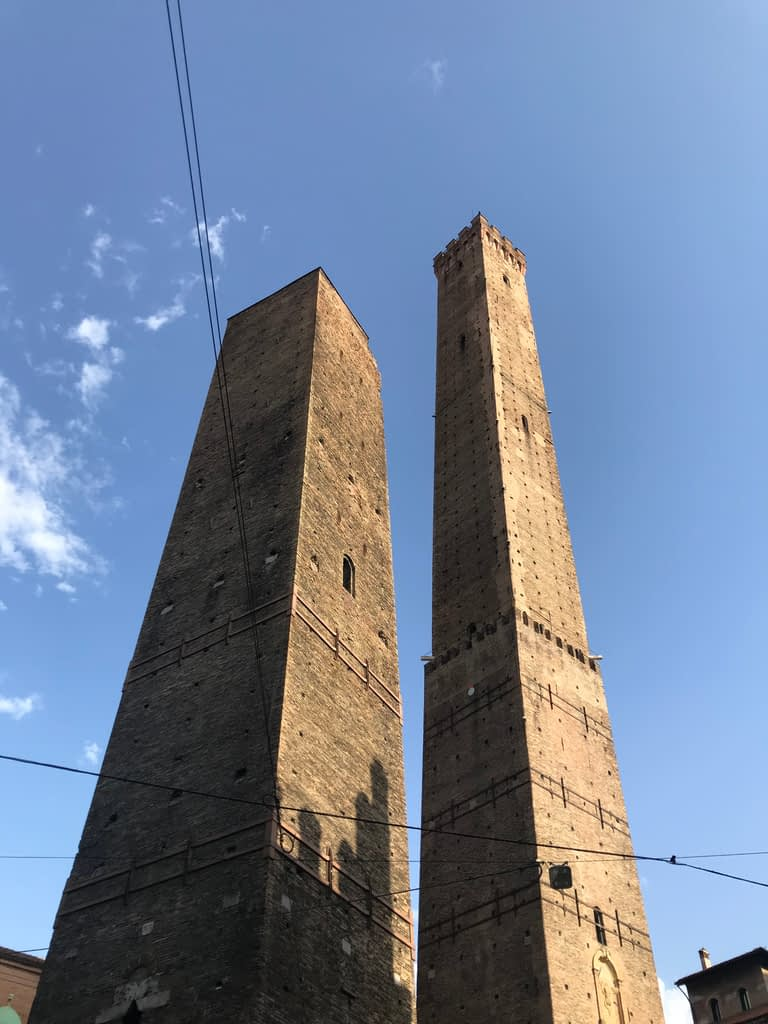 Bologna Asinella en Garisenda