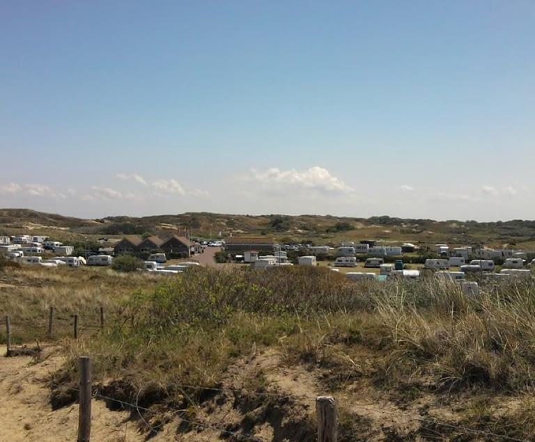 Strandcamping Zuidduinen Katwijk Vodatent Safaritent Nederland