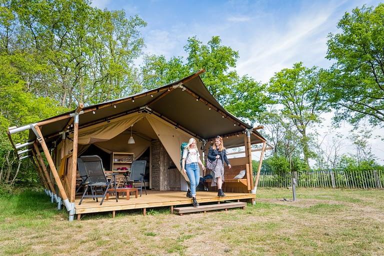 Camping Torentjeshoek safaritent