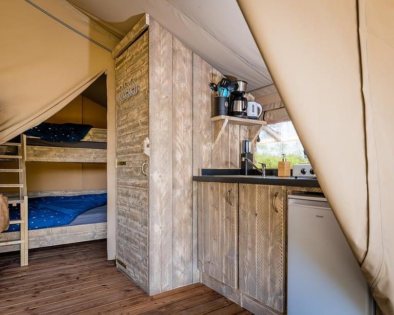 safaritent camping torentjehoek